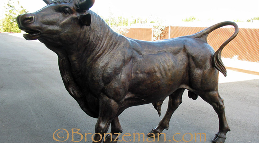 Top 9 Large Bronze Statues for Sale