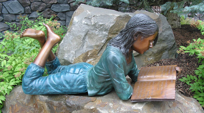Where to Place Bronze Statues in Your Garden