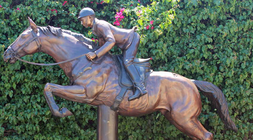 How to Care for Your Bronze Statues – The Bronzeman Guide