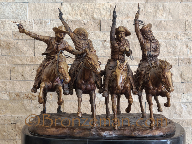 How to Decorate Your Home with Bronze Statues