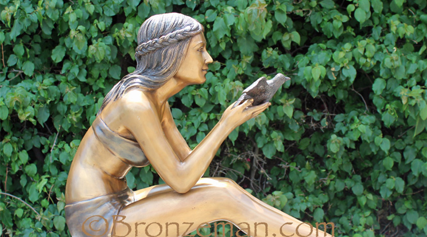 7 Reasons You Need Life Size Bronze Statues in Your Garden